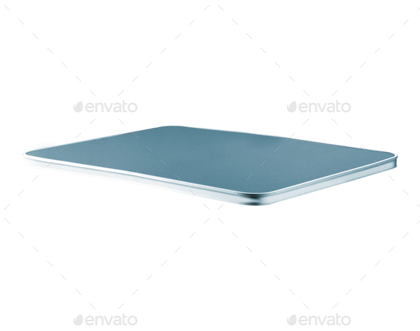 table, isolated on a white background - Stock Photo - Images