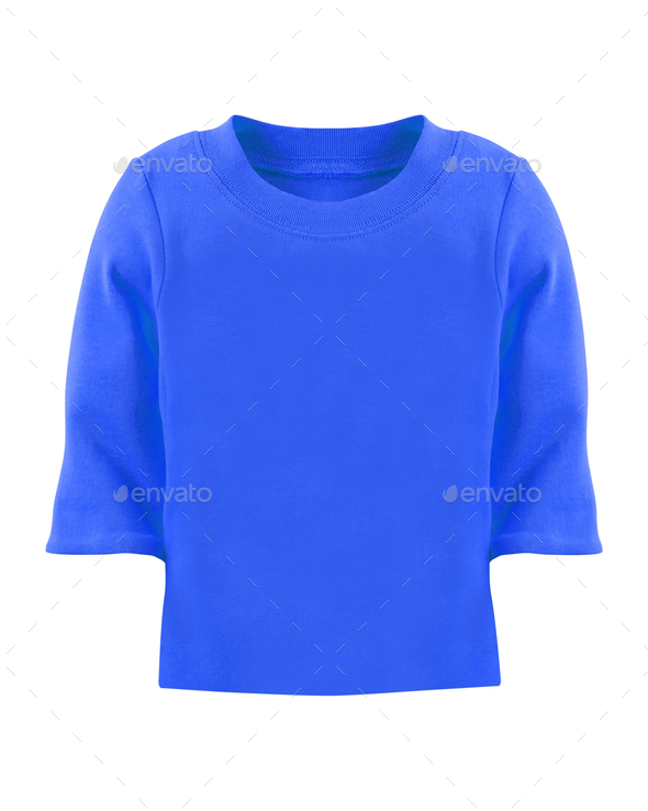 Polo shirt isolated on white - Stock Photo - Images
