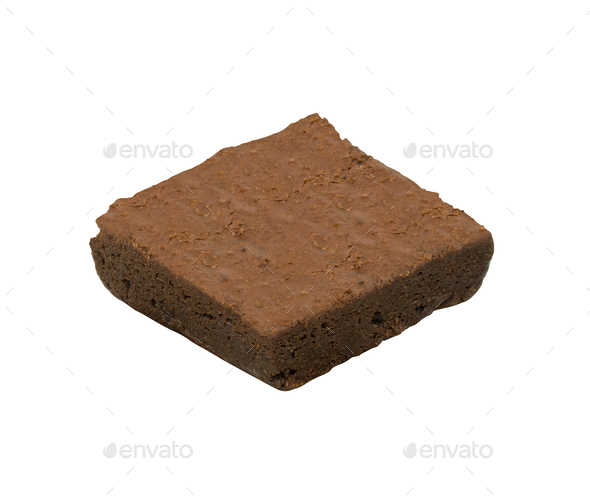 rye bread isolated on white - Stock Photo - Images