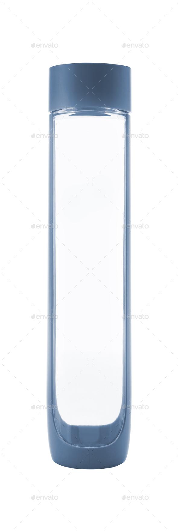 Empty laboratory glassware - Stock Photo - Images