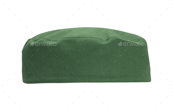 military forage cap - Stock Photo - Images