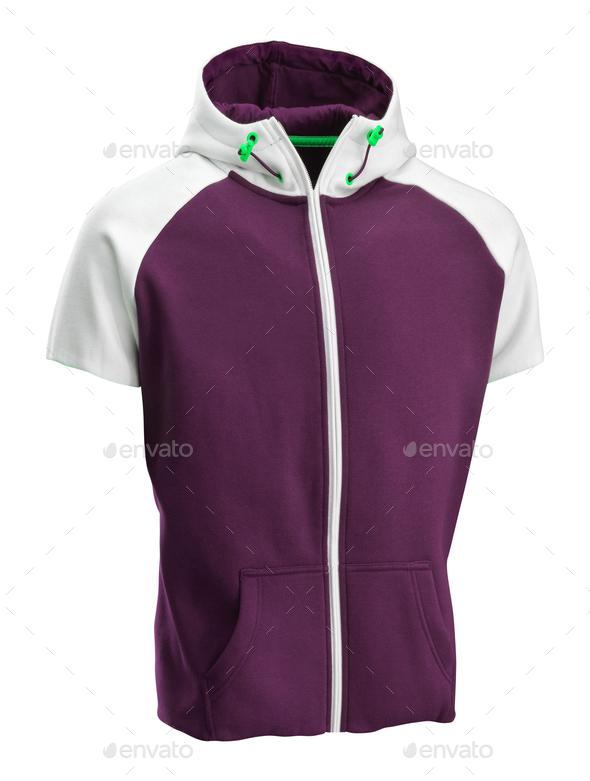 hoodie sweatshirt - Stock Photo - Images
