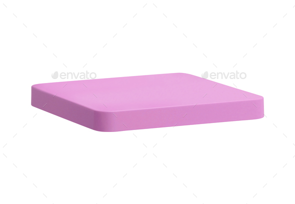 plastic purple cutting board - Stock Photo - Images