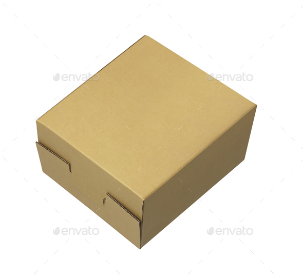 Packaging Box - Stock Photo - Images