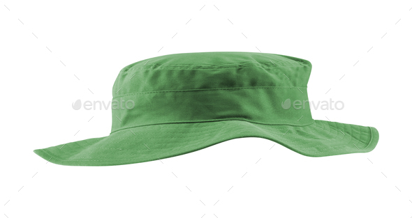 hunting hat isolated - Stock Photo - Images