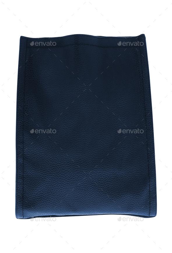 The Leather female handbag - Stock Photo - Images