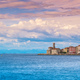 Cape Madona in old town of Piran in Slovenia - PhotoDune Item for Sale