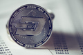 Dash cryptocurrency coin - PhotoDune Item for Sale