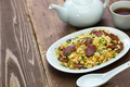 chinese sausage fried rice, xiang chang chao fan - PhotoDune Item for Sale