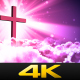 Holy Cross in Heaven - VideoHive Item for Sale