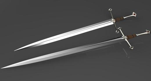Sword Anduril