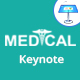 Medical Keynote Presentation Template - GraphicRiver Item for Sale