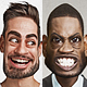 Caricature Maker - Photoshop Actions - GraphicRiver Item for Sale