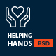 Helping Hands - ThemeForest Item for Sale
