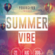 Summer Vibe - PSD Flyer - GraphicRiver Item for Sale