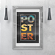 Poster Mockup - GraphicRiver Item for Sale