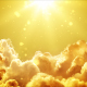 Gloden Glorious Clouds - VideoHive Item for Sale