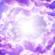 Purple Fantasy Clouds - VideoHive Item for Sale