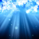 Heavenly Light Clouds - VideoHive Item for Sale