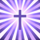 Retro Prayer Cross - VideoHive Item for Sale