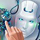 Man Repairing Robot - GraphicRiver Item for Sale