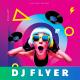 Electric Shock DJ Flyer - GraphicRiver Item for Sale