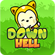 DOWN HELL Complete game with Xcode  & Including Buildbox file