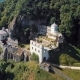 Benedictine Abbey Skalka in the Rock, Slovakia - VideoHive Item for Sale