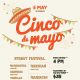 Cinco De Mayo Poster Template - GraphicRiver Item for Sale