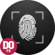 Fingerprint Logo Reveal - VideoHive Item for Sale