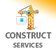 Construct - Construction Company Services - ThemeForest Item for Sale