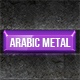 Arabic Metal