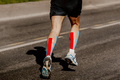 legs runner with kinesio tape - PhotoDune Item for Sale