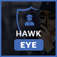 Hawkeye - Security Service PSD Template - ThemeForest Item for Sale