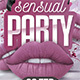 Sensual Party - GraphicRiver Item for Sale