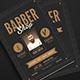 HIpster Barbershop Flyer - GraphicRiver Item for Sale
