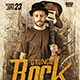 Grunge Rock Flyer - GraphicRiver Item for Sale