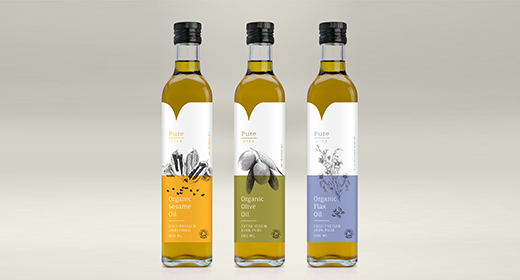 Organic Cooking Oils