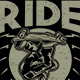 Rebellion Ride T-shirt design