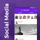 Social Media App UI Kit for Andoird & iOS | WeShare - GraphicRiver Item for Sale