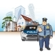 Police Patrol, Sheriff - GraphicRiver Item for Sale