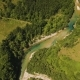 Canyon of the River Tara From Above. Montenegro - VideoHive Item for Sale