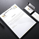 Realistic Branding - Stationery - Corporate ID Mockups Set2