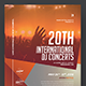DJ Concert Flyer/Poster - GraphicRiver Item for Sale