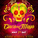 Cinco de Mayo Party Poster vol.6 - GraphicRiver Item for Sale