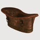 old copper bath - 3DOcean Item for Sale