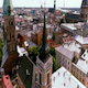 Stock Footage Old City vs Drone 4K - VideoHive Item for Sale