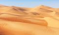 Dune Landscape in the Empty Quarter - PhotoDune Item for Sale
