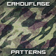Camouflage Seamless Patterns - GraphicRiver Item for Sale