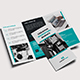 Tri-fold Creative Brochure - GraphicRiver Item for Sale